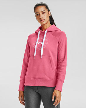 Under Armour Rival Fleece Metallic Суитшърт