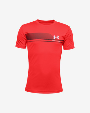 Under Armour Tech™ Lockup Stripe Тениска детски