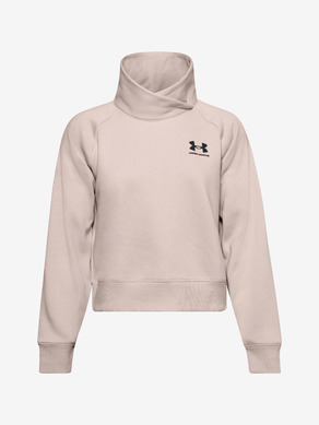 Under Armour Rival Fleece Wrap Neck Суитшърт