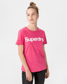 SuperDry Flock Тениска