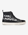 Karl Lagerfeld Skool Brush Logo Спортни обувки
