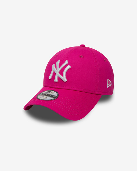 New Era NY Yankees Essential Kids Pink 9Forty Шапка с козирка детска
