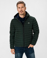 Lacoste Lightweight Water-Resistant Puffer Яке
