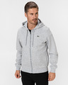 Lacoste Sport Hooded Lightweight Bi-material Суитшърт