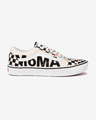 Vans Vans x MoMA ComfyCush Old Skool Спортни обувки