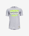 Under Armour Project Rock Charged Cotton® Тениска детски