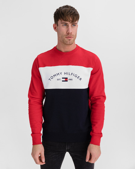 Tommy Hilfiger Embroidered Signature Суитшърт