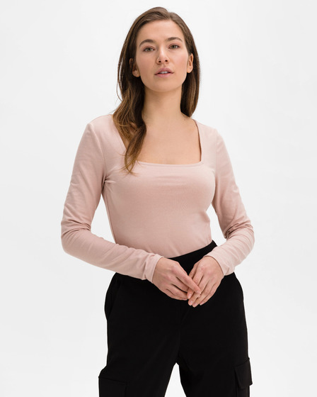 GAP Organic Cotton Squareneck Боди