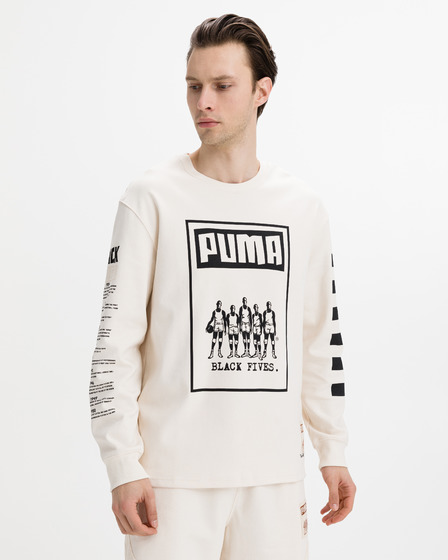 Puma Black Fives Тениска