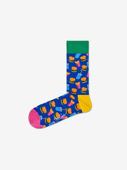 Happy Socks Hamburger Чорапи
