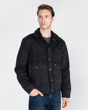 Levi's® Patched Sherpa Trucker Яке