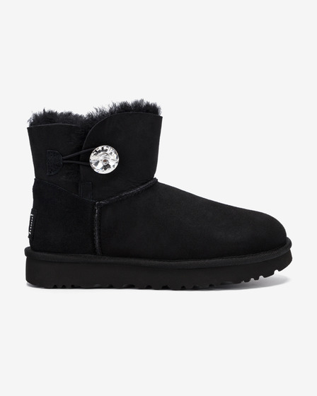 UGG Mini Bailey Button Bling Апрески