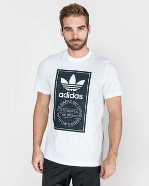 adidas Originals Tartan Tongue Тениска