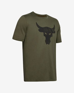 Under Armour Project Rock Brahma Bull Тениска