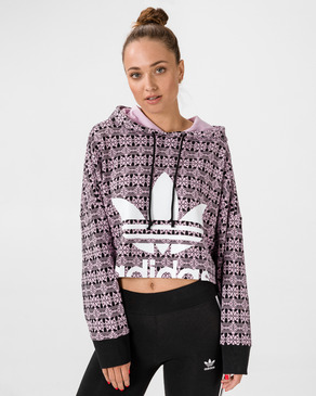 adidas Originals Trefoil Allover Суитшърт