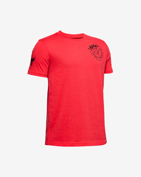 Under Armour Project Rock Iron Paradise Тениска детски