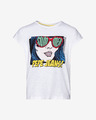 Pepe Jeans Peppermint Pop Art Тениска детски