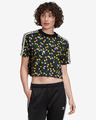 adidas Originals Allover Crop Топ