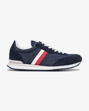 Tommy Hilfiger Low Mix Runner Stripes Спортни обувки