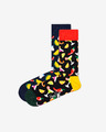 Happy Socks Taco Socks Gift Set Чорапи 2 чифта